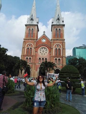 Catedral Saigon