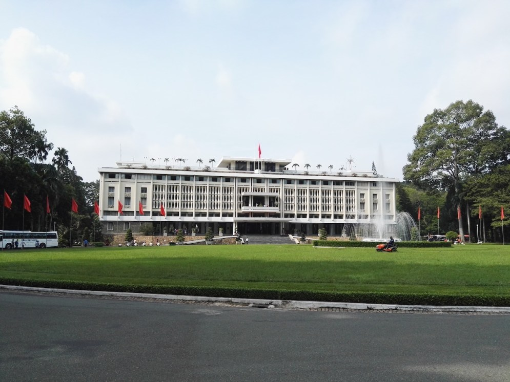 Palacio Independencia Saigon