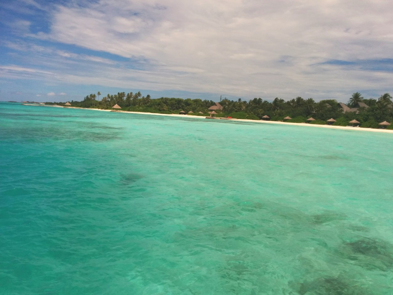 Mi viaje a Maldivas