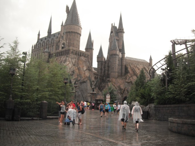 Wizardiing world of Harry Potter