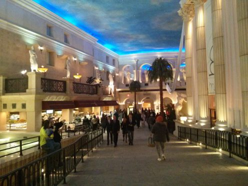 Caesar's Palace Atlantic City