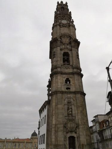 Que ver en Oporto en 2 días Torre de los Clerigos