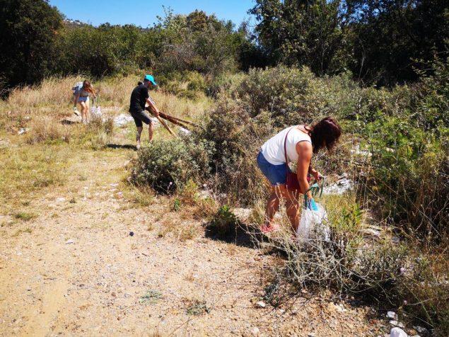 Actividad sostenible Calella