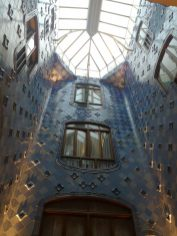 Patio interior Casa Batllo
