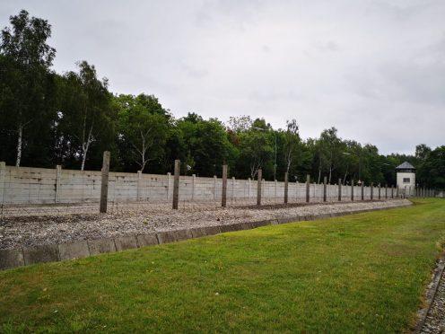 Alambradas de Dachau