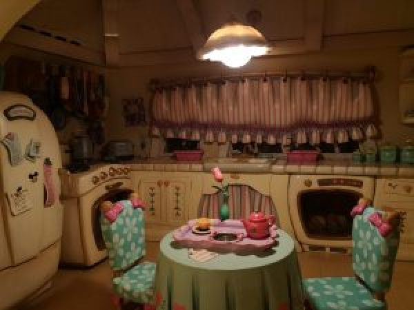 Casa de Minney Mouse
