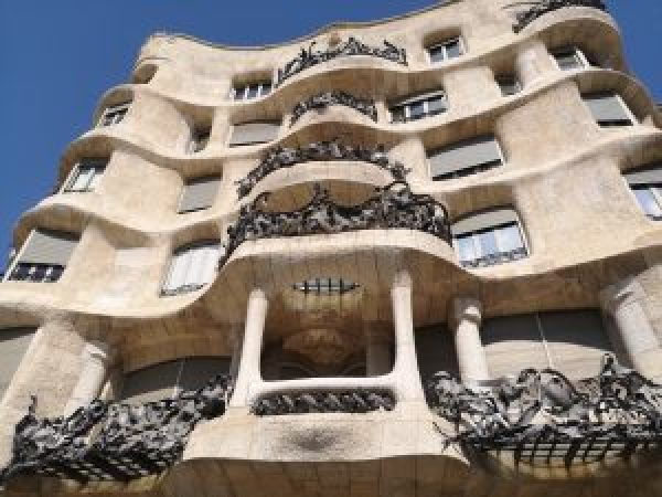 Edificio de La Pedrera