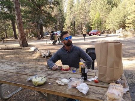 Picnic en Yosemite