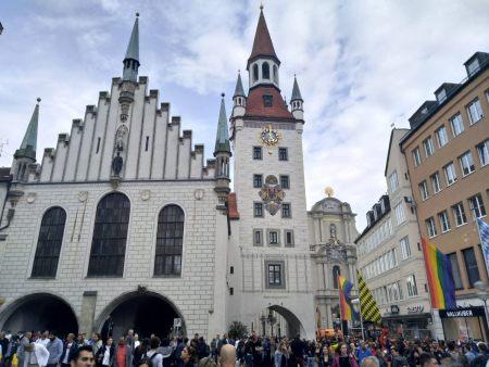 Ayuntamiento viejo Munich