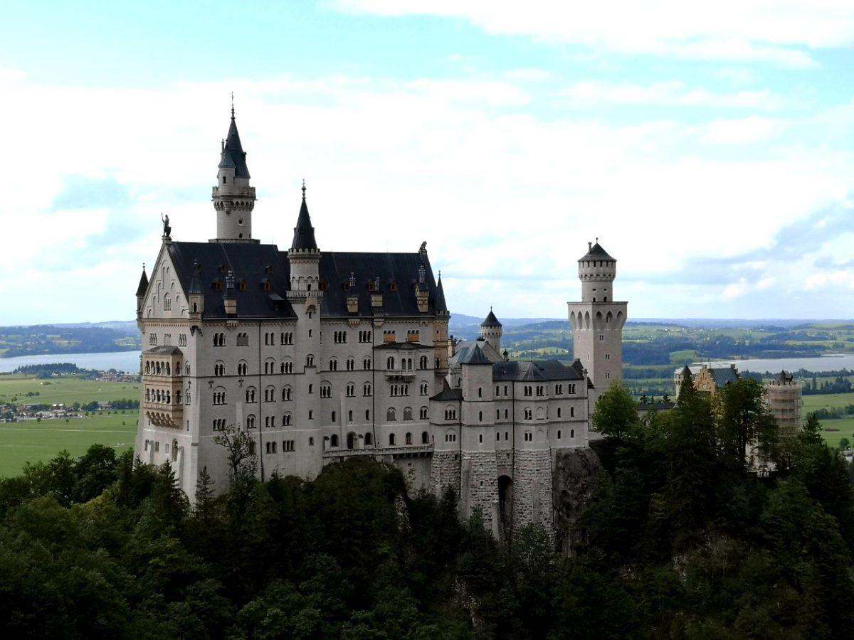visitar castillo Neuschwanstein