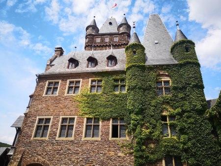 Jardines Castillo Cochem