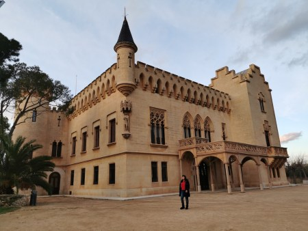 Castillo de Vilaseca