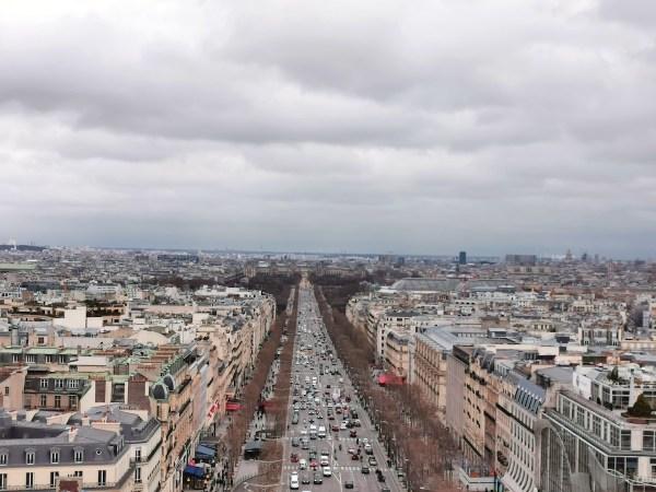 Las visitas imprescindibles de París