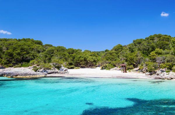 mejores playas menorca