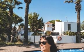 Donde dormir en Castelldefels Hotel Playafels