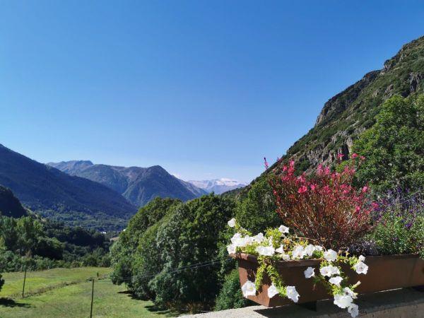Pico del Aneto desde bagergue