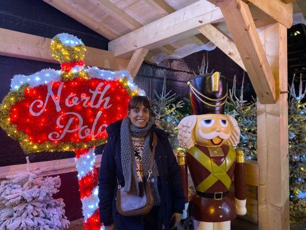 La Village de Noel en Le Barcares
