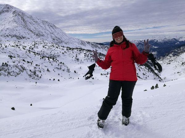 ski en el Valle de Aran
