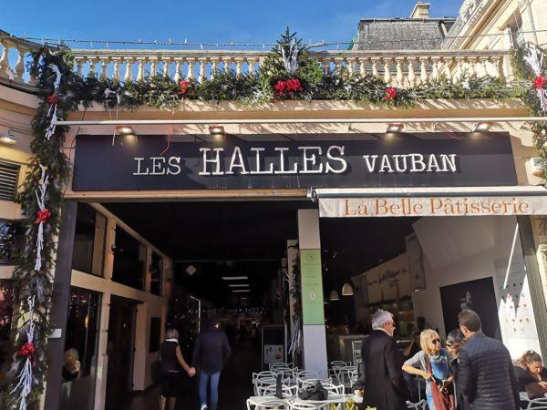 Les Halles Bauvan en Perpignan