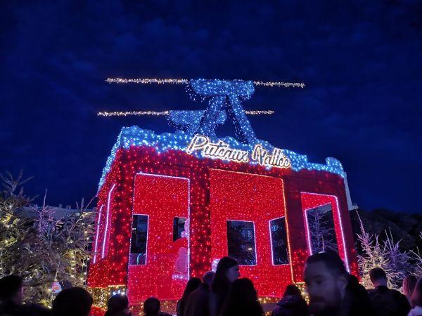 La Village de Noël en Le Barcarés