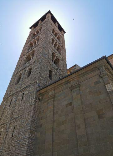 campanario de la Catedral de Vic