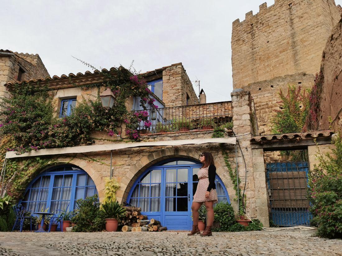 los pueblos medievales de Girona