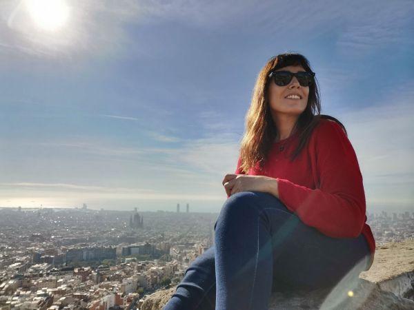 Búnkers Carmel mejor mirador Barcelona