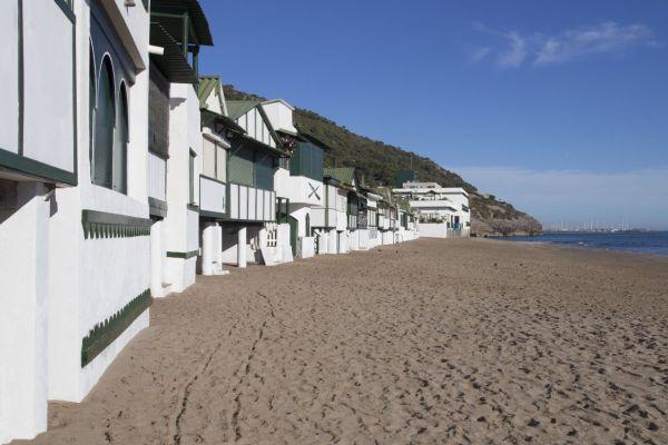 playa del Garraf