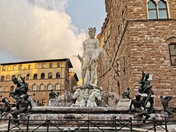 Piazza della Signora Florencia