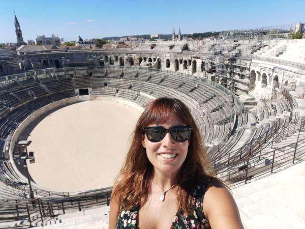 Anfiteatro Arenas de Nimes