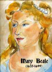 Mary Beale by Nuria Vives