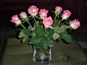 ורדים. קו נקי