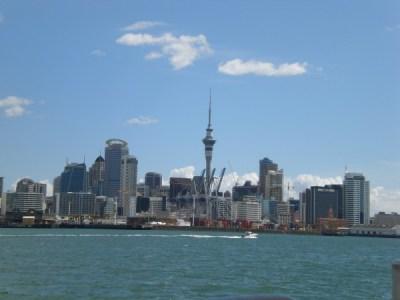 אוקלנד, ניו זילנד Auckland, New Zealand