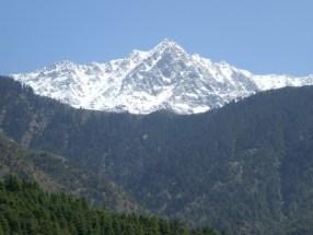 הר השלג הנצחי במקלואוד גאנג׳