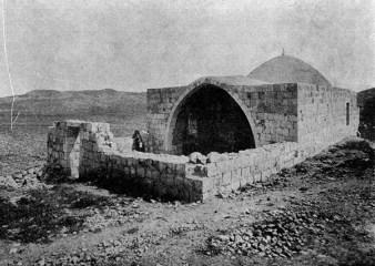 קבר יוסף, 1900. Joseph's .Tomb