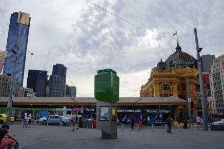 Bahnhof Flinders Street