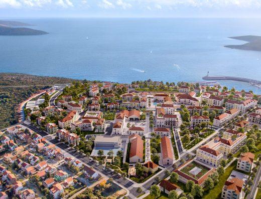 Exclusive seaside development Montenegro