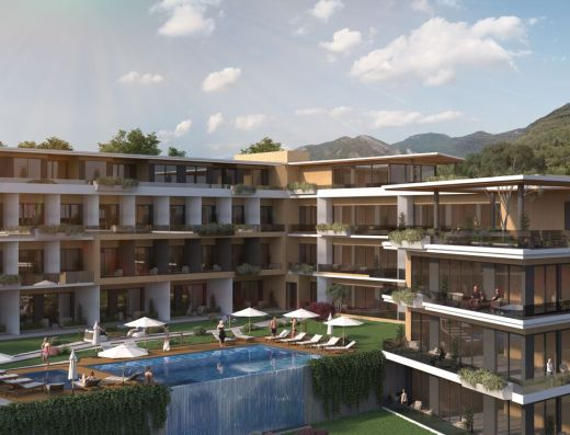 Tivat new development
