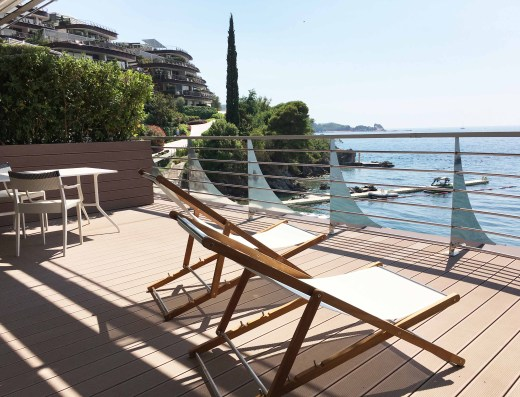 amazing terrace budva three bed