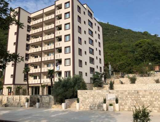 budva suburbs new development