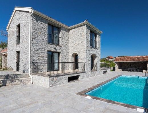 villa sale montenegro pool tivat