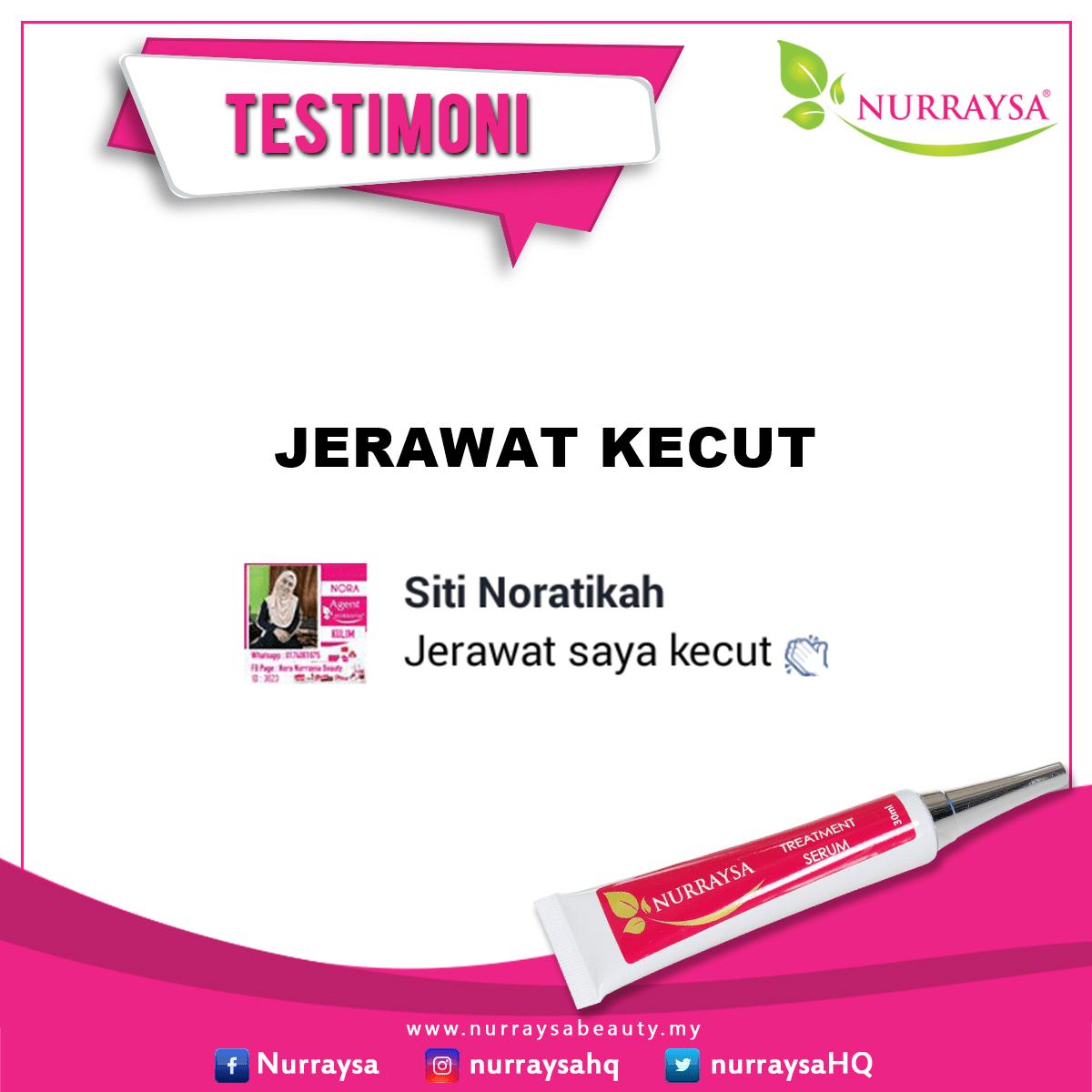TreatmentSerum Siti Noratikah