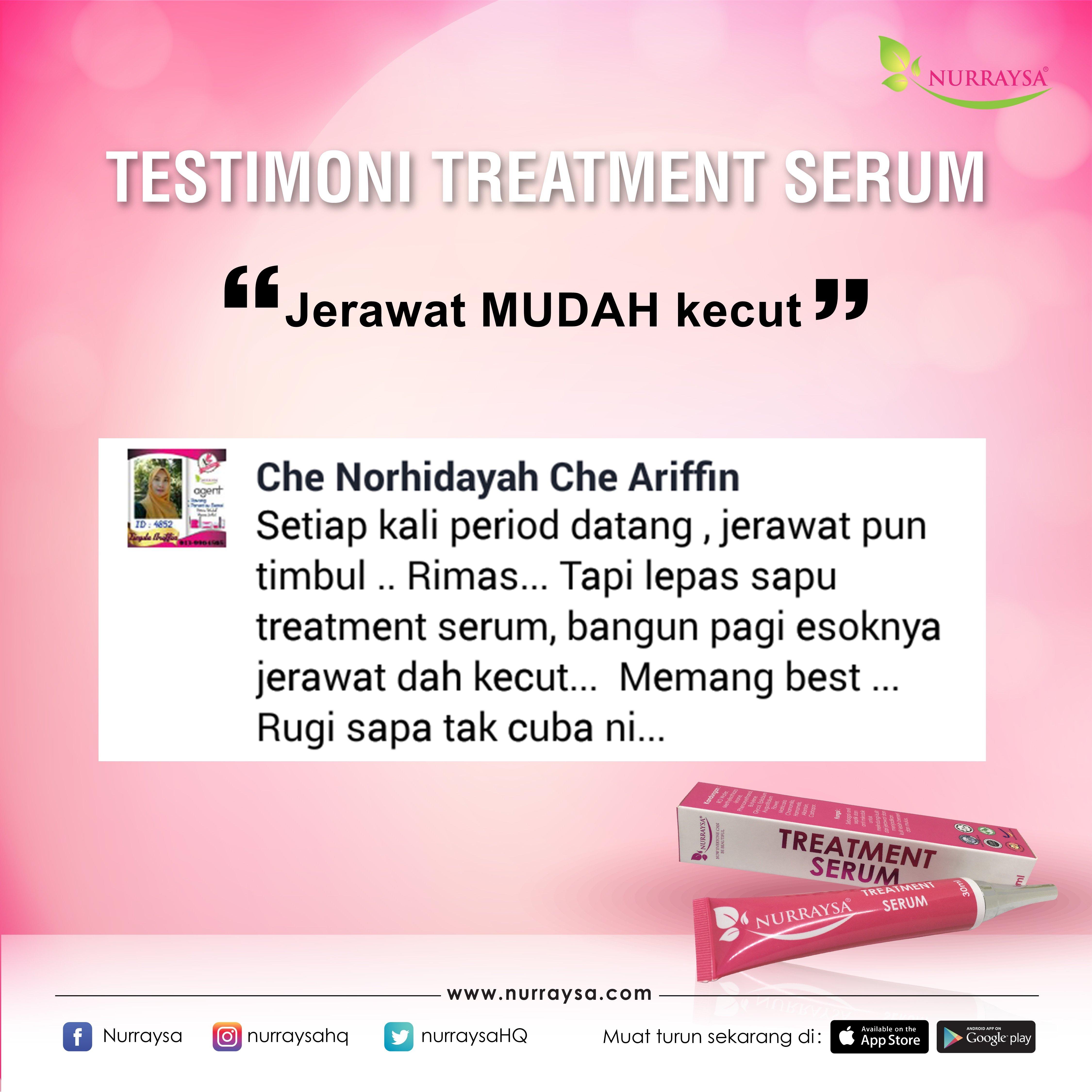 Testimoni Treatment Serum 5