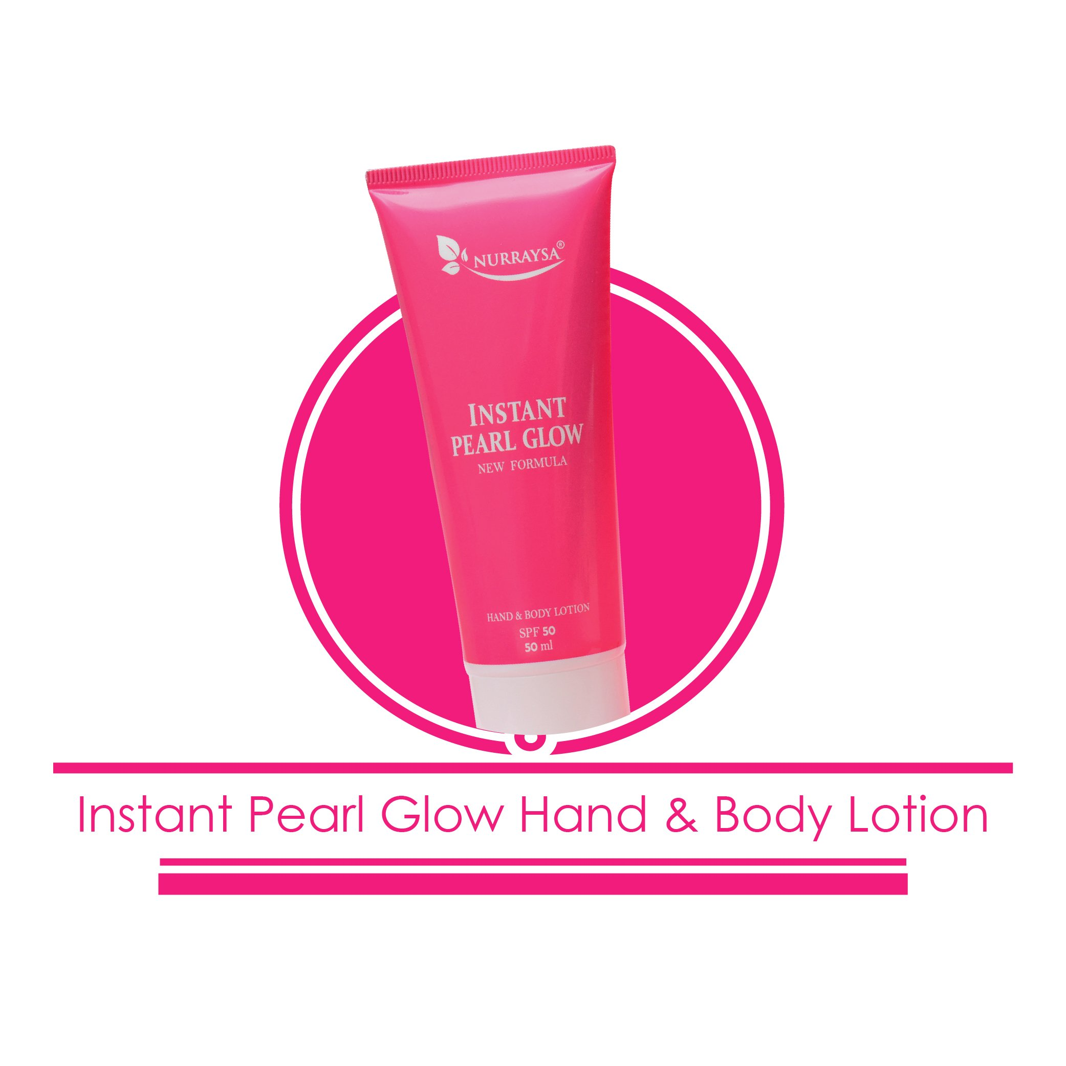 Instant Pearl Glow Hand & Body Lotion