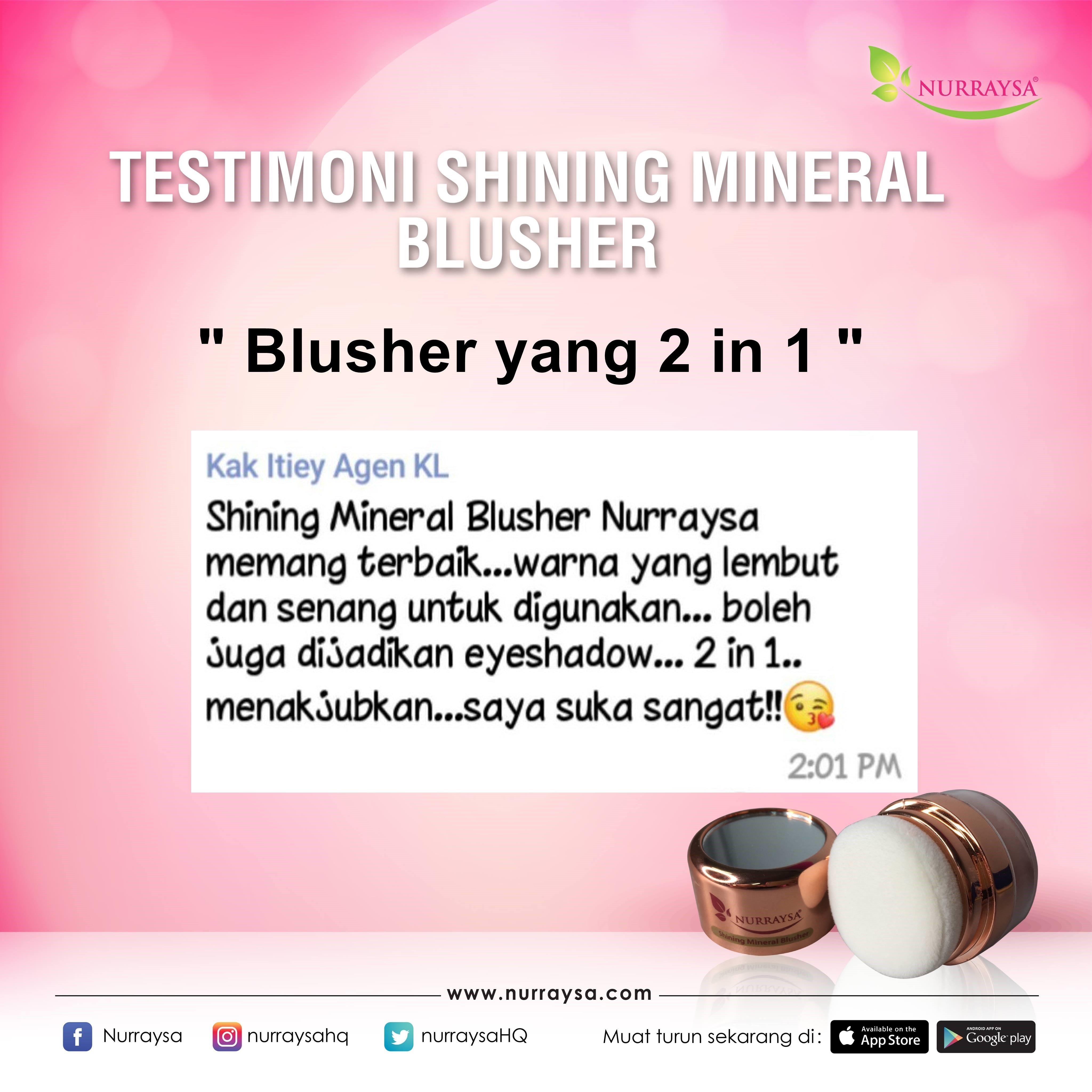 Blusher 28