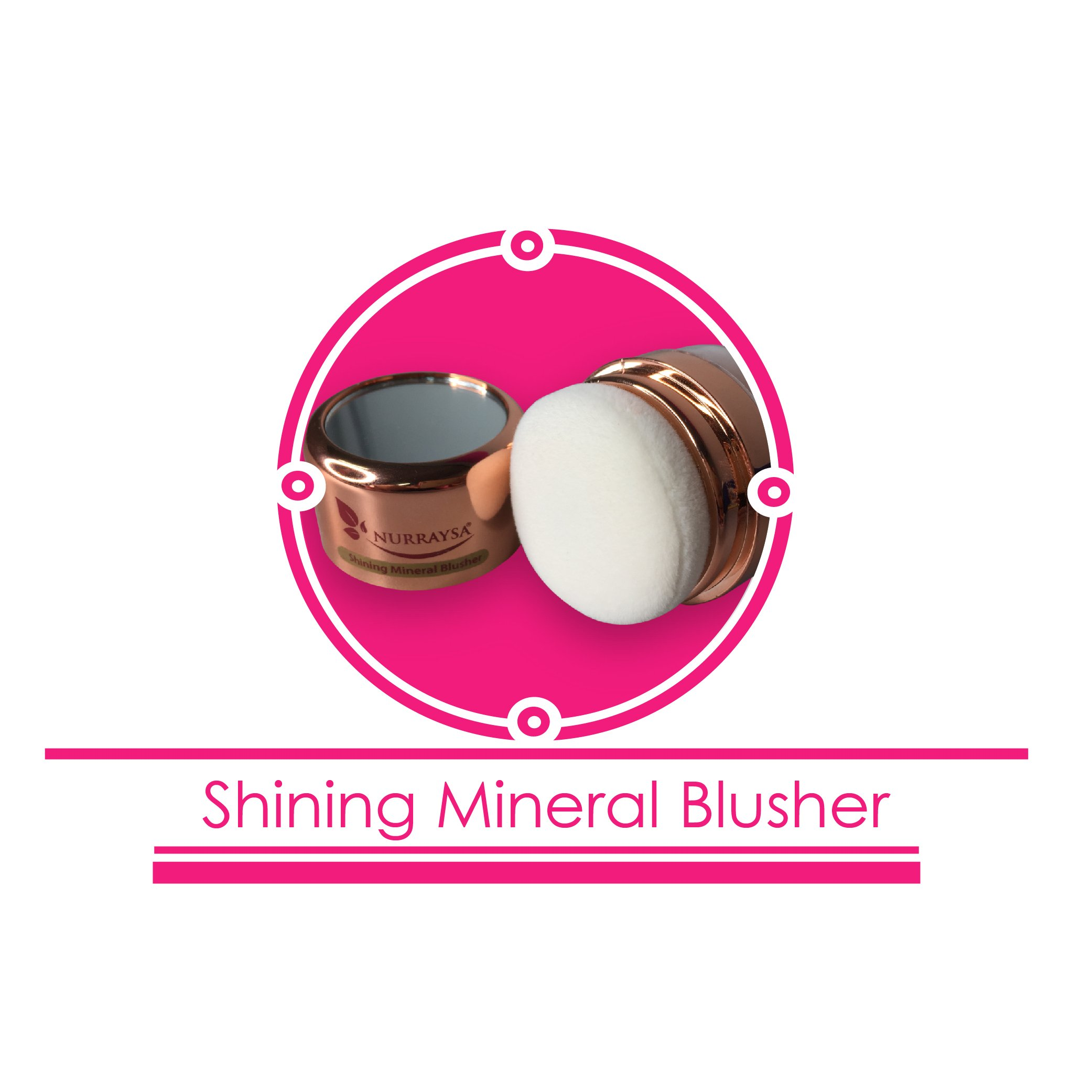 Shining Mineral Blusher