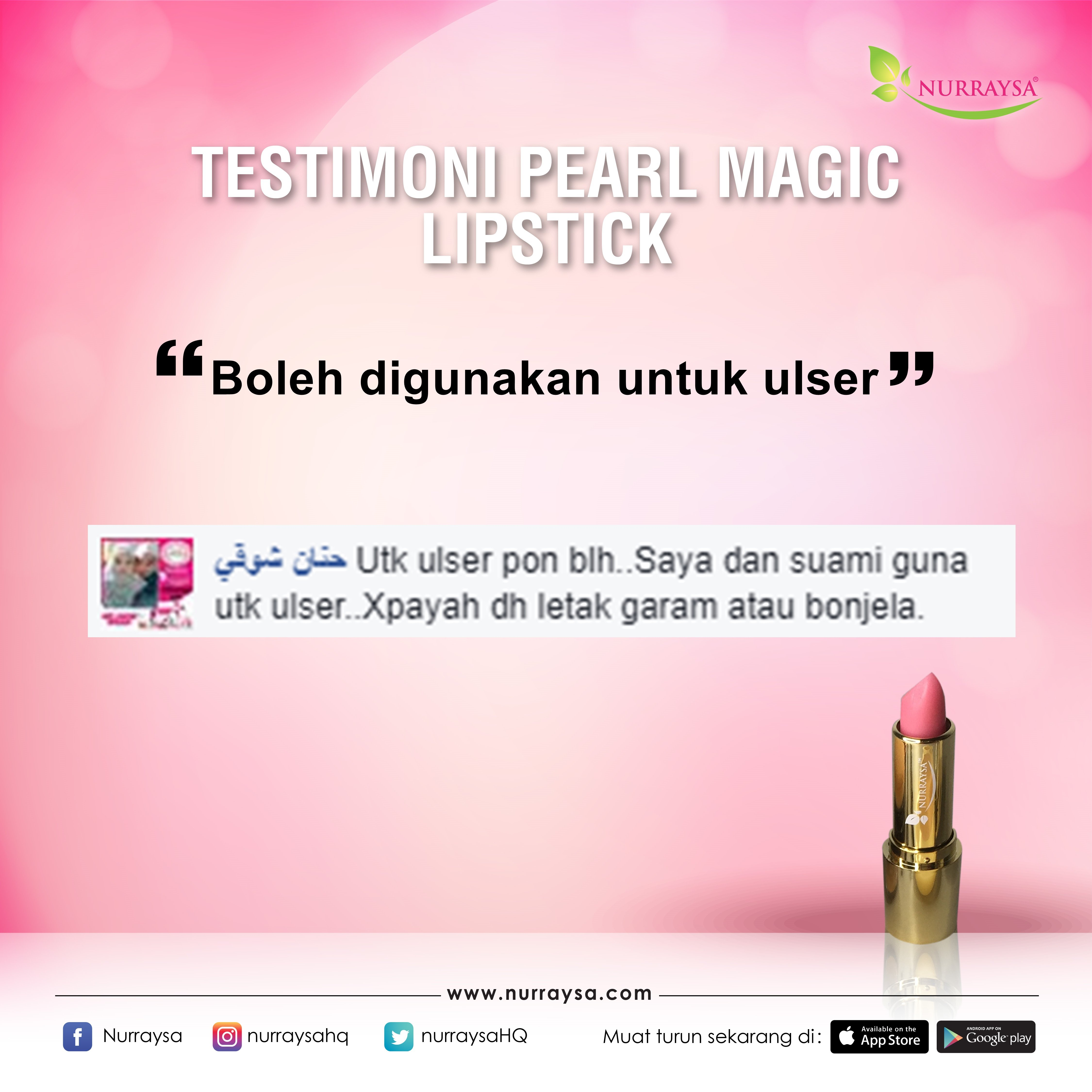 Testimoni Magic Lipstik 2