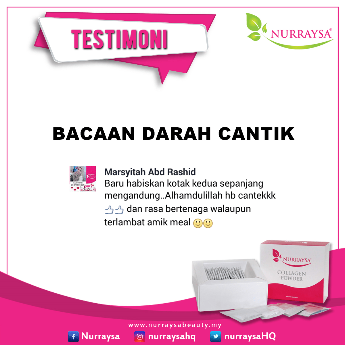 CollagenPowder Marsyitah