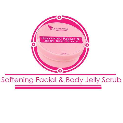 Softening Facial & Body Jelly Scrub