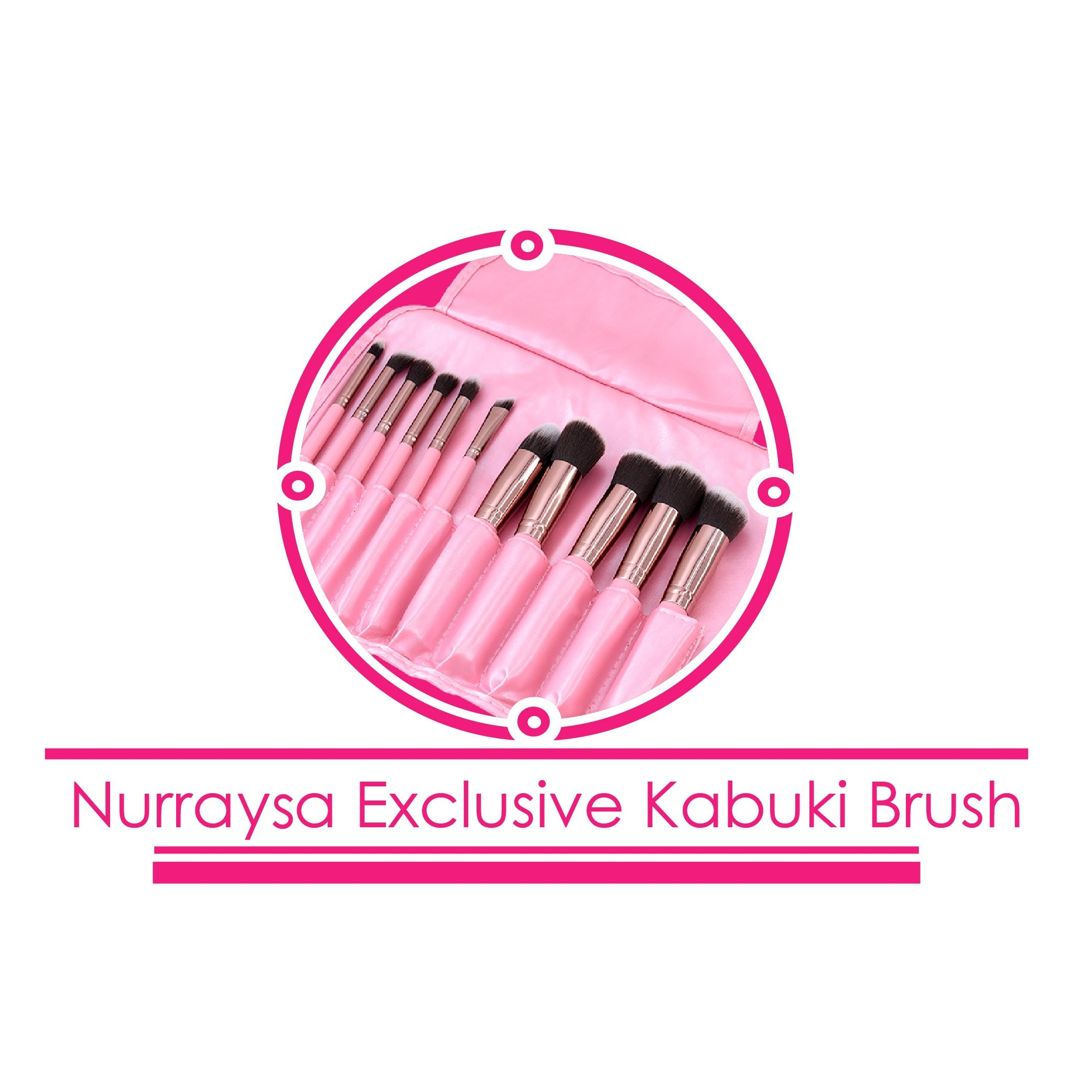 Nurraysa Exclusive Kabuki Brush
